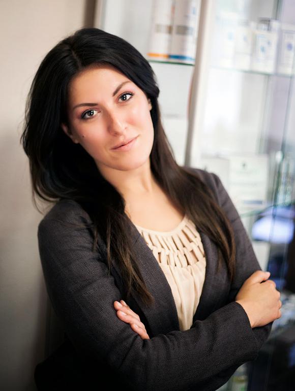 Косметологический кабинет KosMet - Piel Cosmetics - Косметолог в Киеве Виктория Куценко
