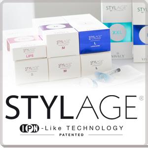 Контурная пластика с Stylage
